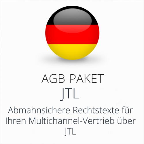 Das Multichannel-AGB-Paket JTL