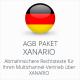 Das Multichannel-AGB-Paket Xanario