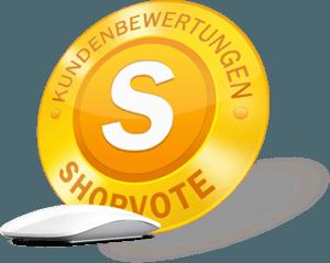 Kundenbewertungsportal Shopvote
